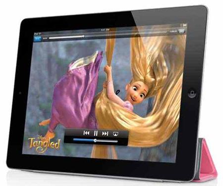 A DisplayMate több népszerű tablet kijelzőjét hasonlította össze  a verseny  győztese az iPad 2 lett. 1b8c42d4be
